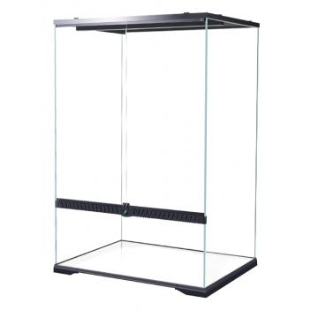 MIUS Crystal Glass Terrarium 45x45x65cm (New model)